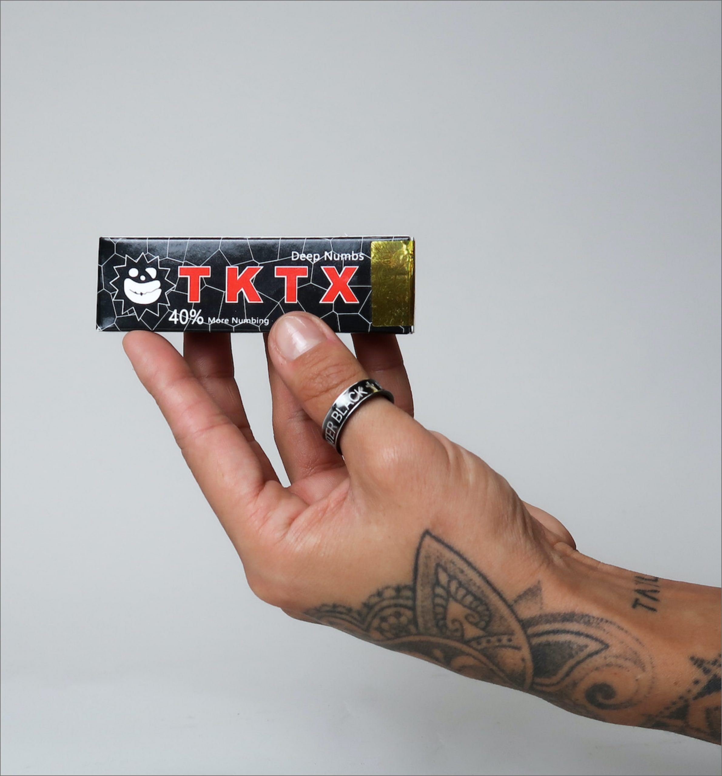 What is the best TKTX numbing cream?